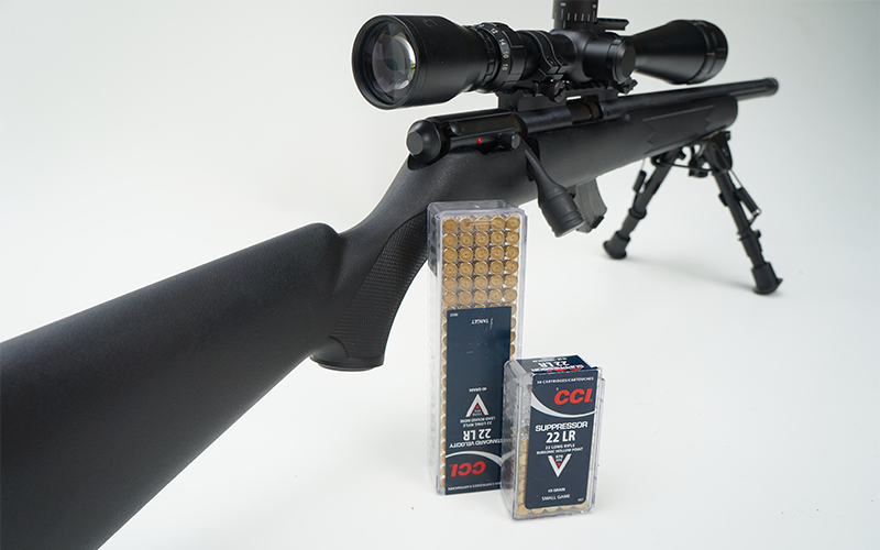 Savage Arms Mark II Rifle Review | The Blog of the