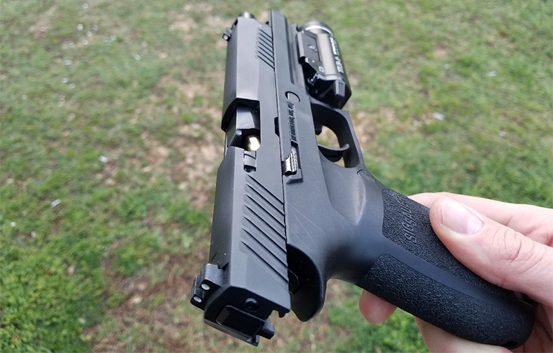 Sig Sauer P320 Post-Recall Review | The Blog of the 1800GunsAndAmmo