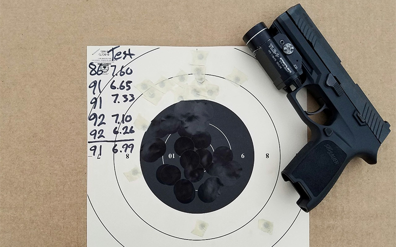 Sig Sauer P320 Post-Recall Review | The Blog of the