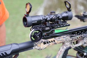 Hawke Sport Optics XB1 SR Crossbow Scope Review