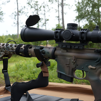 Leupold Mark 5HD 5-25x56mm Review