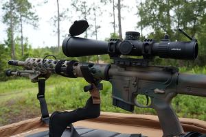 Leupold Mark 5HD 5-25x56mm Review