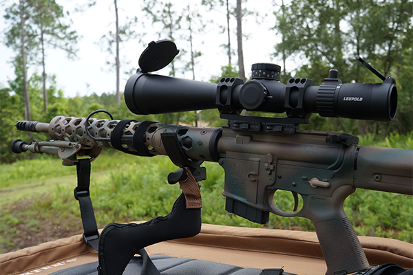 Leupold Mark 5hd 5 25x56mm Review The Blog Of The