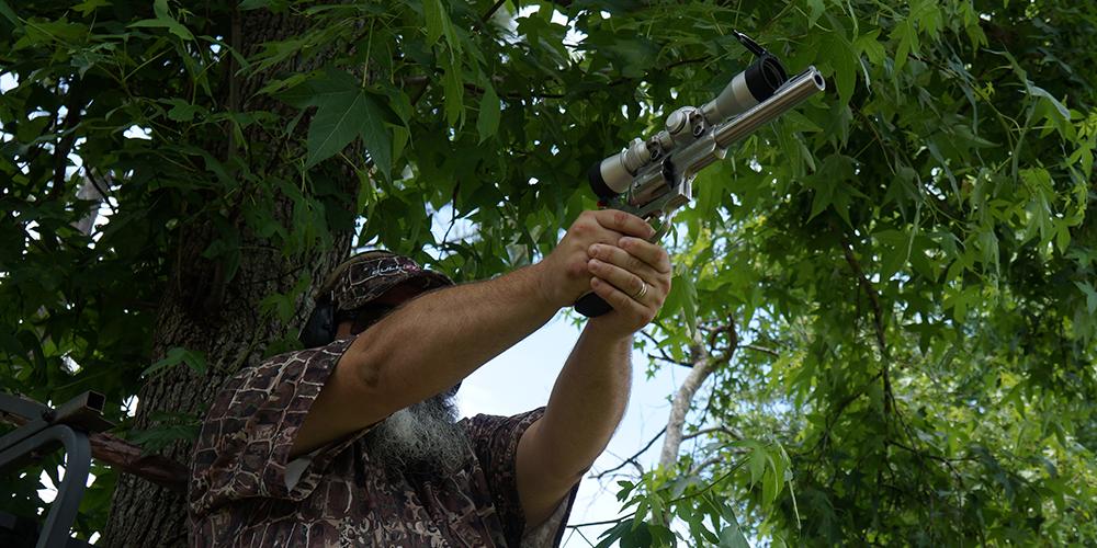 Ruger Super Redhawk Revolver / Leupold VX-3 Scope Review