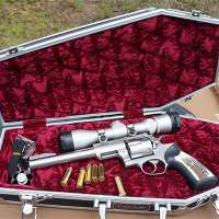 Ruger Super Redhawk Revolver / Leupold VX-3 Scope Review