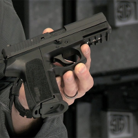 SIG Sauer SP2022: The Double Action Friendly Solution