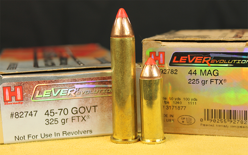 Hornady LEVERevolution Ammunition Review | The Blog of the