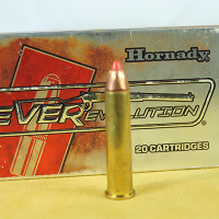 Hornady LEVERevolution Ammunition Review