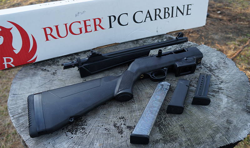 ruger pc carbine 9mm rifle review the blog of the 1800gunsandammo