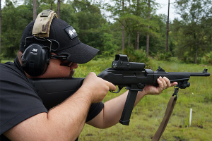 RUGER PC Carbine 9mm Rifle Review
