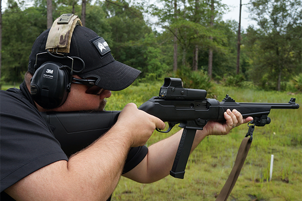 RUGER PC Carbine 9mm Rifle Review | The Blog of the