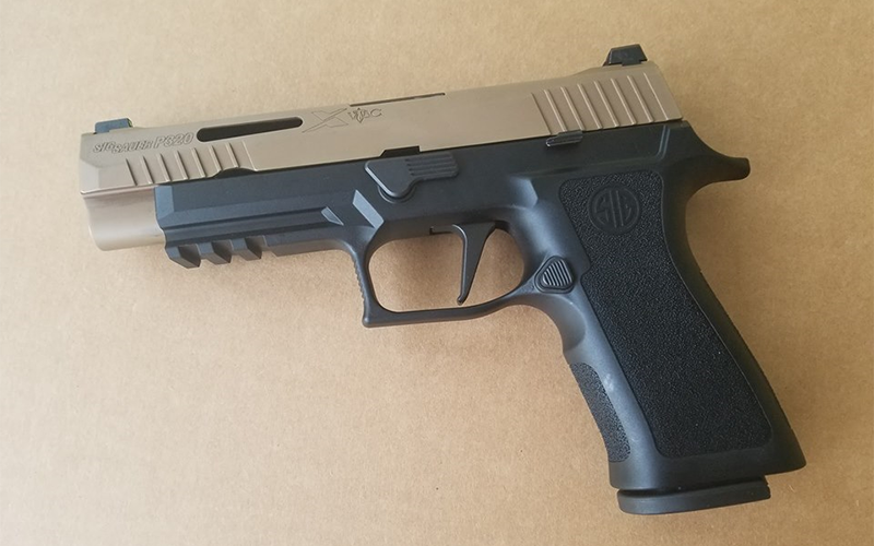 SIG Sauer P320 X-VTAC Review | The Blog of the 1800GunsAndAmmo Store
