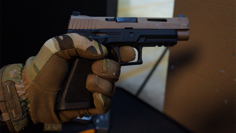 SIG Sauer P320 X-VTAC Review | The Blog of the