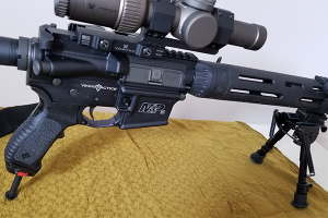MagnetoSpeed M-Series Grip Review