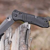 Benchmade Triage 917BK Knife Review