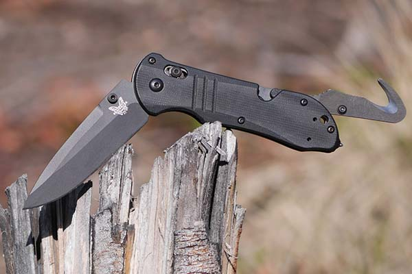 Benchmade Triage 917bk Knife Review The Blog Of The