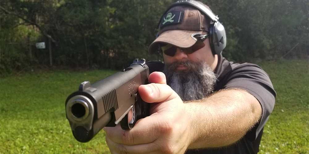 Springfield 1911 Tactical Response Pistol 10mm Review | The
