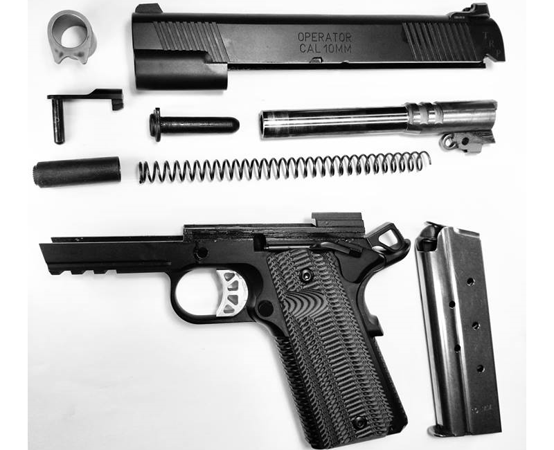 Springfield 1911 Tactical Response Pistol 10mm Review | The Blog of