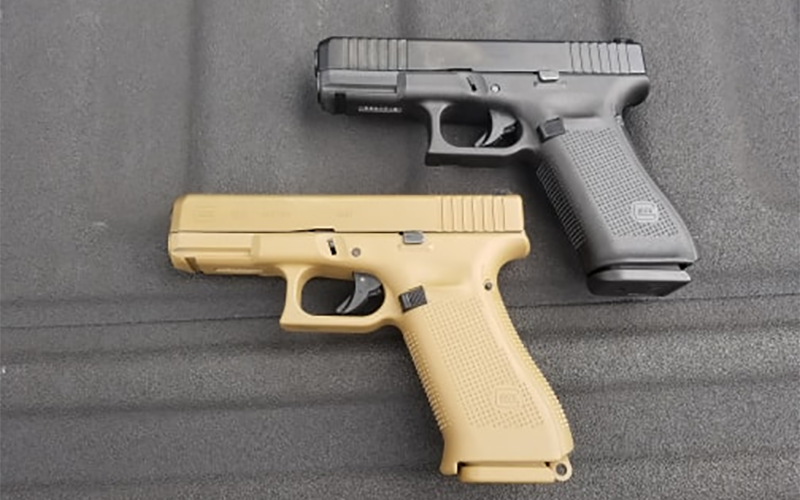 Glock 45 Review | The Blog of the 1800GunsAndAmmo Store