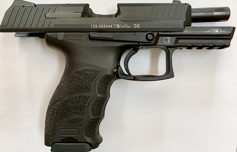 heckler and koch p30 9mm review the of the