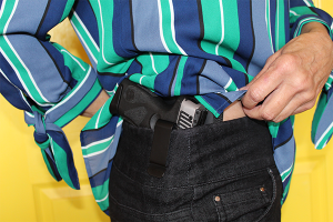 Optical Illusions: Proper Clothing For Concealed Carry