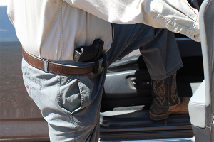 Galco Paragon Holster Review