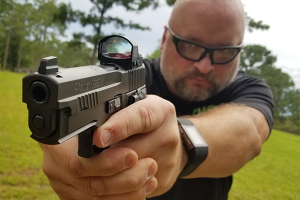 SIG Sauer Legion 229 RX Compact Review