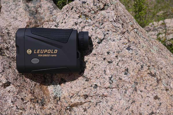 Leupold RX-2800 Rangefinder Review   The Blog of the