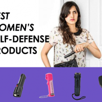5 BEST WOMEN'S SELF-DEFENSE PRODUCTS