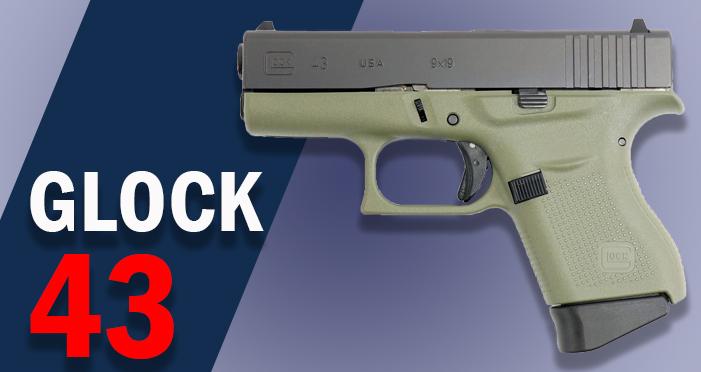 best 9mm handgun glock 43