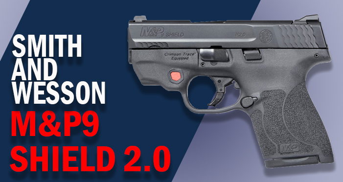 best 9mm pistol smith and wesson m&p9 shield 2.0