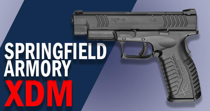 best 9mm pistol springfield armory XDM