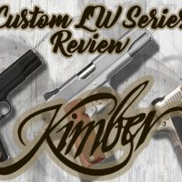 Kimber Custom LW Series Review
