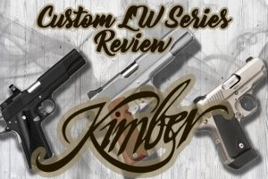custom lw series kimber