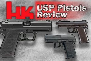 heckler and koch usp pistols review