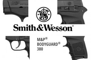 Smith & Wesson M&P BODYGUARD A.K.A. The Best Pistol For Self-Defense