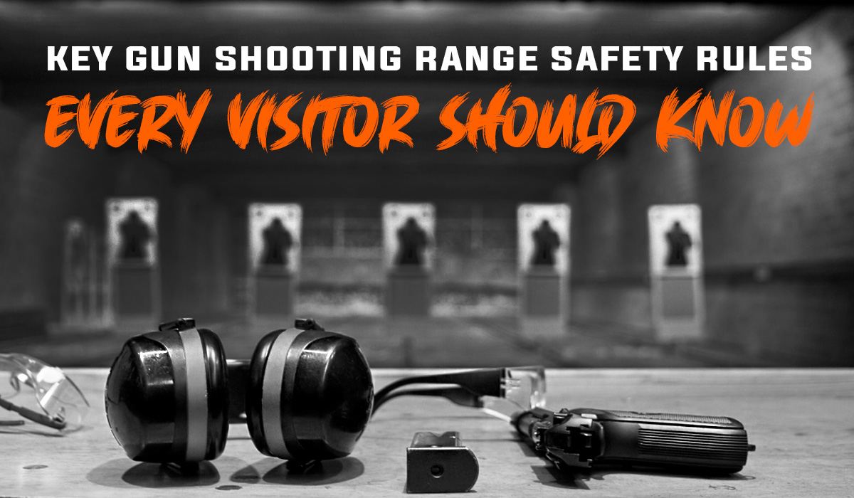 Key Gun Shooting Range Safety Rules Every Visitor Should Know