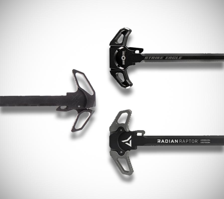 AR-15 charging handles