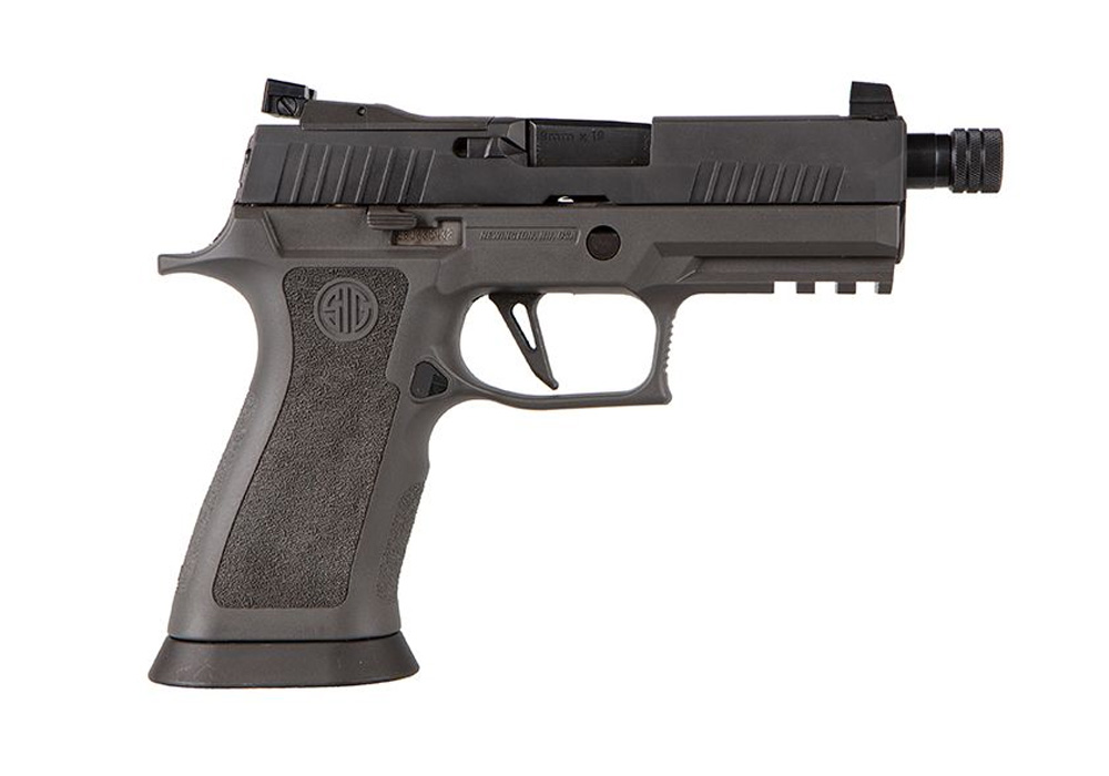 SIG SAUER P320 XCARRY LEGION